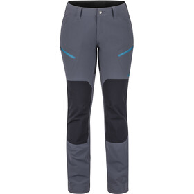 Marmot Limantour Pants Women dark steel/black